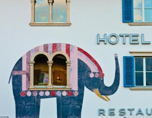 Hotel Elefant, Szállodák  Ora/Auer - big - 49