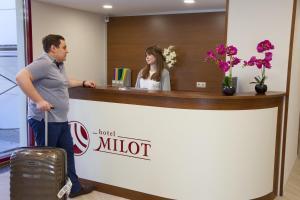 Hotel Milot, Hotels  Volzhskiy - big - 46