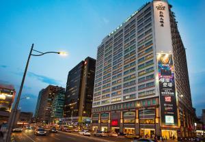 Caesar Park Hotel Taipei, Hotels  Taipei - big - 82