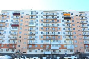 Apartment Stroiteley 90b floor 8 - Bedarevo