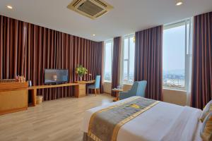 Hoang Son Peace Hotel, Hotel  Ninh Binh - big - 54