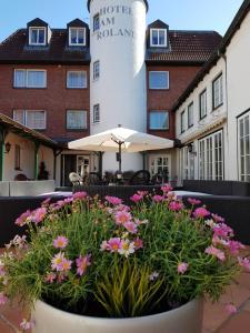 Hotel Freihof am Roland - Heist