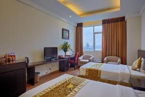 Hoang Son Peace Hotel, Hotel  Ninh Binh - big - 21