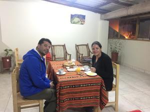 Hostel Apu Qhawarina, Hostince  Ollantaytambo - big - 76