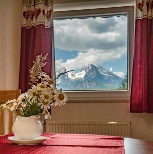 Gästehaus Bergwald - Accommodation - Berchtesgadener Land