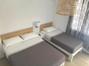 Calliope Apartments, Апартаменты  Химара - big - 26