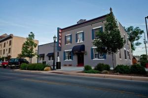 Historic Melrose Hotel, Motelek  Grand Junction - big - 20