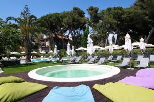 La Casa di Anny, Отели типа «постель и завтрак»  Диано-Марина - big - 29