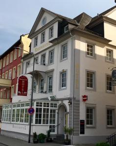 Rheinhotel St. Goar - Holzfeld