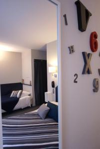 Hotel de la Placette Barcelonnette, Hotels  Barcelonnette - big - 71