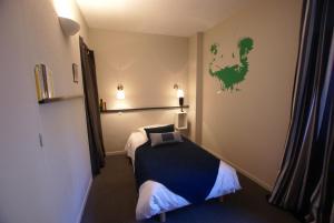 Hotel de la Placette Barcelonnette, Hotels  Barcelonnette - big - 57
