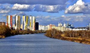 Art Riverview Appartment - Gol'yevo