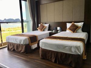 Moc Tra Hotel Tuan Chau Hạ Long, Отели  Халонг - big - 62