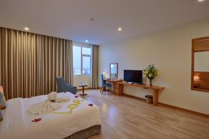 Hoang Son Peace Hotel, Hotel  Ninh Binh - big - 157