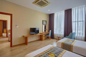 Hoang Son Peace Hotel, Hotel  Ninh Binh - big - 128