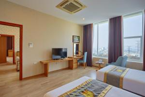 Hoang Son Peace Hotel, Hotel  Ninh Binh - big - 64