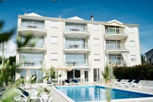 4 hviezdičkový apartmán Ocean View Apartments Murine Umag Chorvátsko