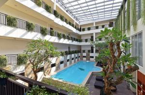 Dwijaya House of Pakubuwono, Aparthotels  Jakarta - big - 21