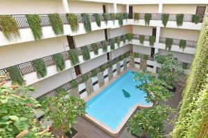 Dwijaya House of Pakubuwono, Apartmanhotelek  Jakarta - big - 20