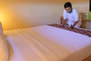 D Inn Rungkut Juanda Surabaya, Szállodák  Surabaya - big - 12