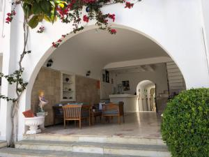 Mandalinci Boutique Hotel, Hotels  Turgutreis - big - 8