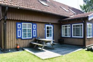 obrázek - Apartamentas ''Jūratė'' 6-8 asmenims su sauna, privačiu kiemeliu prie jachtklubo.