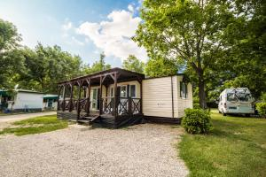 Mobile Homes with Thermal Riviera Tickets in Terme Čatež - Zgornja Ribnica
