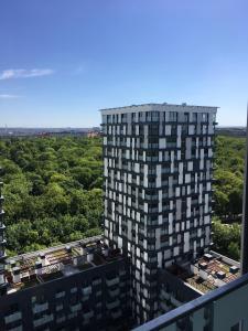 Апартаменты Apartments in Residence Garden Towers, Прага
