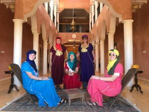 Riad Dar Bab Todra, Riads  Tinghir - big - 105