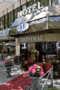 Hotel Mondial am Kurfürstendamm, Отели  Берлин - big - 20