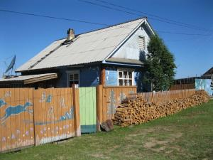 Гостевой дом Приют Авантюриста, Горячинск