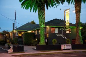 Anndion Lodge Motel and Function Centre - Accommodation - Whanganui