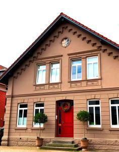 Ferienwohnung Schonwalder - Hollenstedt