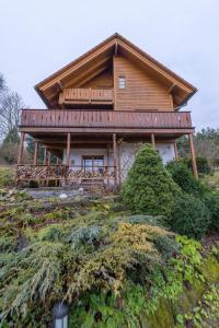 Holzhaus Oberbrändi - Dornhan