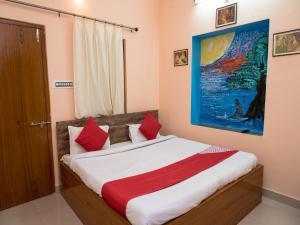 Lake View 3BHK Villa Brahmpol, Apartmanok  Udaipur - big - 10
