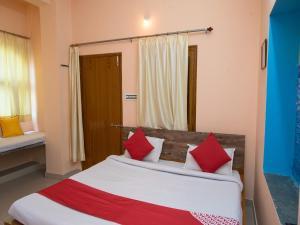 Lake View 3BHK Villa Brahmpol, Апартаменты  Удайпур - big - 15