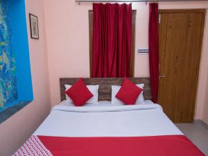 Lake View 3BHK Villa Brahmpol, Apartmanok  Udaipur - big - 13
