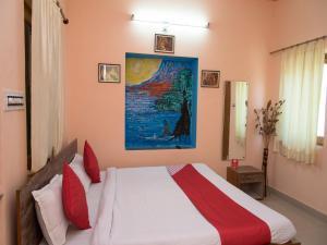 Lake View 3BHK Villa Brahmpol, Apartmanok  Udaipur - big - 19
