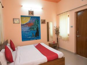 Lake View 3BHK Villa Brahmpol, Apartmanok  Udaipur - big - 18
