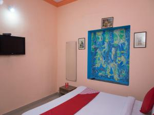 Lake View 3BHK Villa Brahmpol, Apartmanok  Udaipur - big - 22