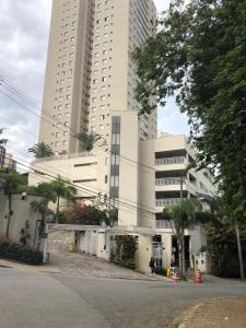 Apartamento Resort Morumbi, Apartmány  São Paulo - big - 8
