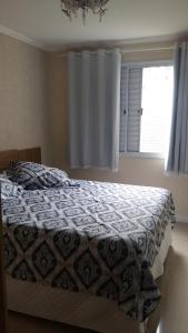 Apartamento Resort Morumbi, Ferienwohnungen  São Paulo - big - 12