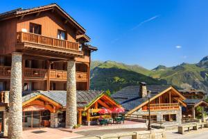 HOTEL CLUB BLANCHE NEIGE - Hotel - Courchevel