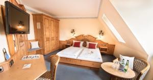 3 hvězdičkový hotel AKZENT Hotel Krone Helmstadt Německo