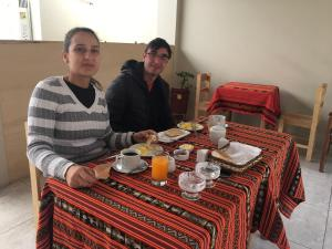 Hostel Apu Qhawarina, Penziony – hostince  Ollantaytambo - big - 75