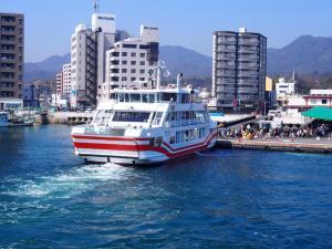 Hostel & Cafe Backpackers Miyajima, Hostely  Miyajima - big - 16