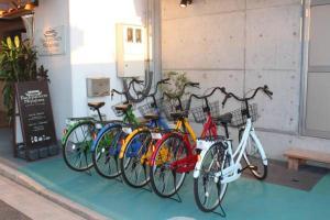 Hostel & Cafe Backpackers Miyajima, Hostely  Miyajima - big - 18