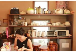 Hostel & Cafe Backpackers Miyajima, Hostely  Miyajima - big - 12