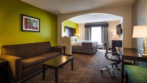 Best Western Magnolia Inn and Suites, Hotely  Ladson - big - 53