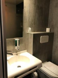 Brit Hôtel Marvejols, Отели  Марвежоль - big - 66